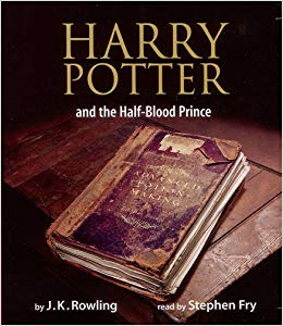 J. K. Rowling Harry Potter And The Half Blood Prince Audiobook