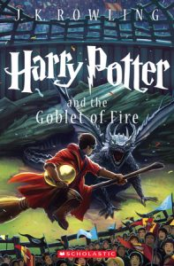 J. K. Rowling Harry Potter and the Goblet of Fire Audiobook Stephen Fry