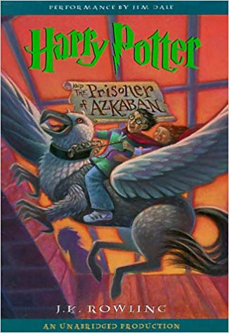 Harry Potter And The Prisoner Of Azkaban by J. K. Rowling Jim Dale