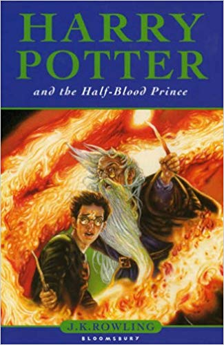 Jim Dale – Harry Potter And The Half Blood Prince by J. K. Rowling Audiobook