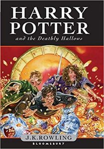Harry Potter Book 7 Audiobook