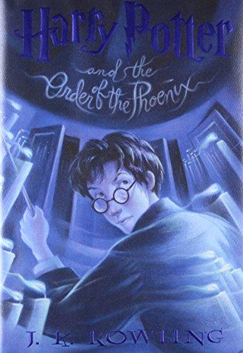 Harry Potter And The Order Of The Phoenix Audiobook J. K. Rowling