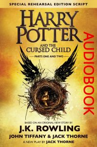 Harry Potter and the Cursed Child Audiobook Download (HP BOOK 8 Free)